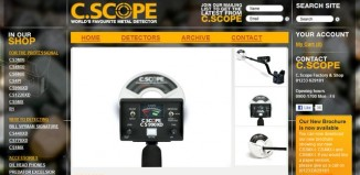 C SCOPE CS990XD Metal Detector Review