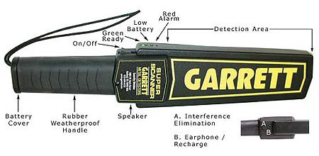 Garrett Metal Detectors | 1000 Metal Detectors Reviews