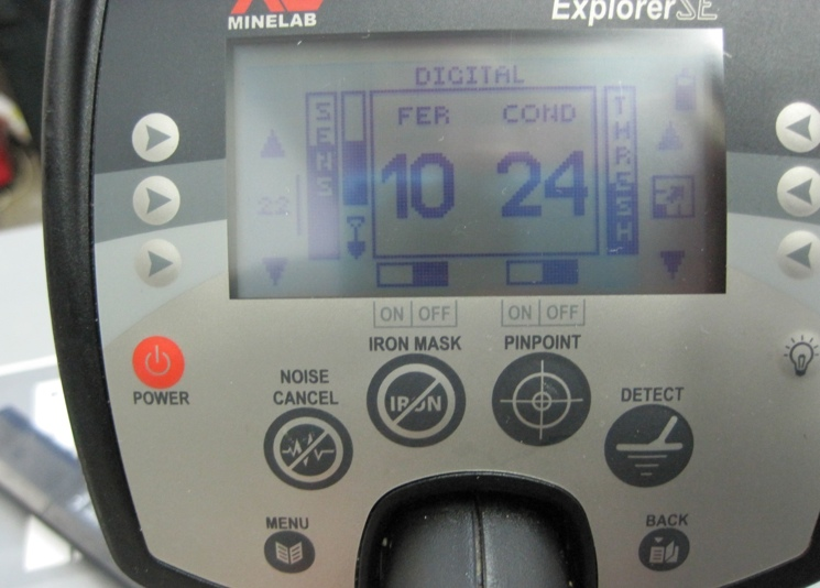 Minelab Explorer SE Professional Review